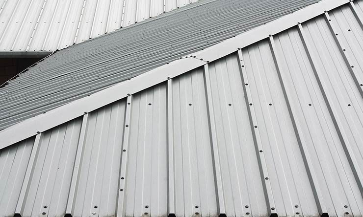 Metal Roofing Manufacturing image