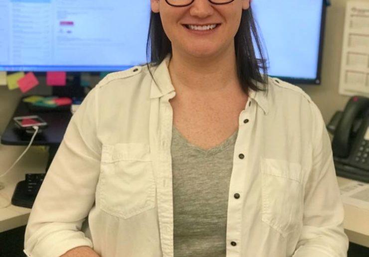 Millennial Emily Pilaczynski