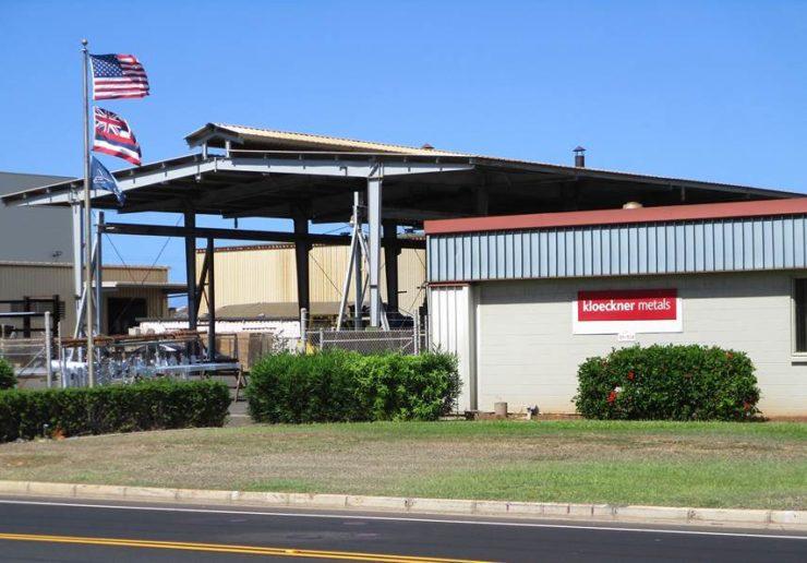 Kloeckner Hawaii Branch