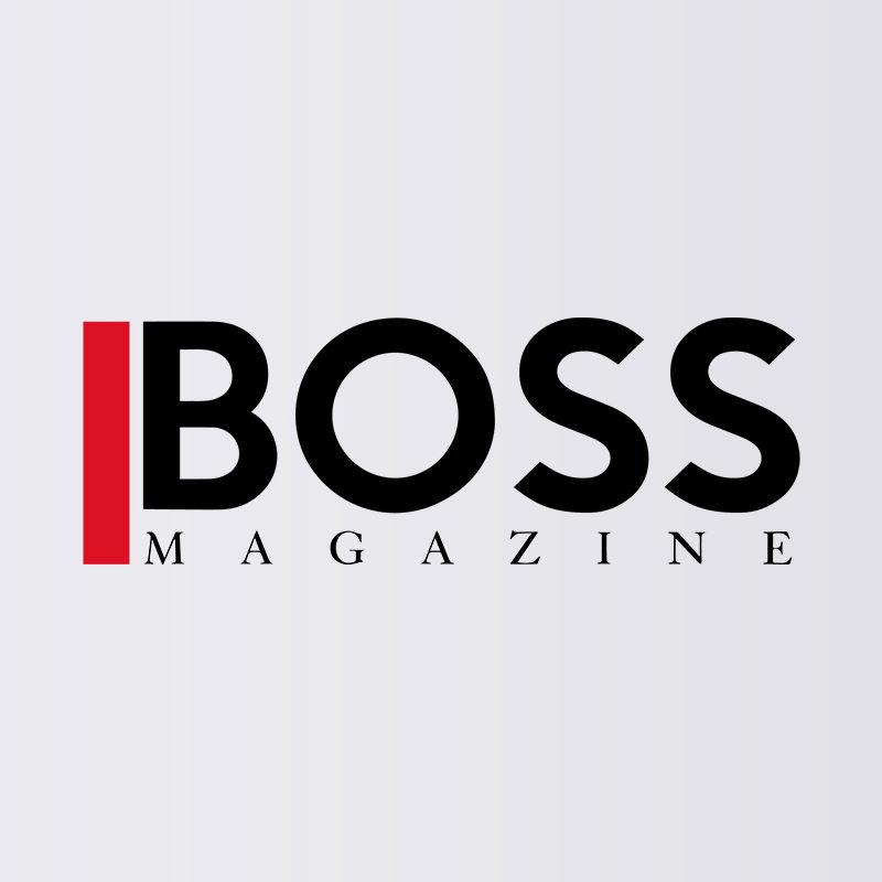 The Boss Magazine Logo