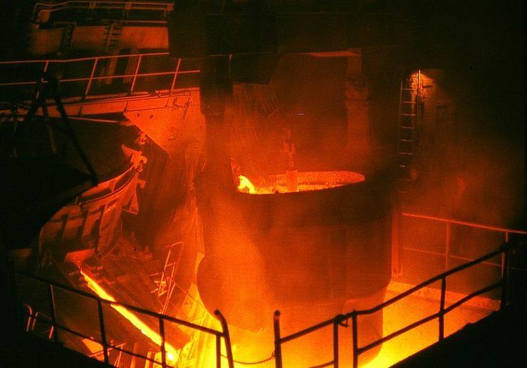 heat treatment steel anneaing
