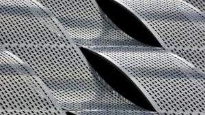 aluminum 5052 perforated panelsc