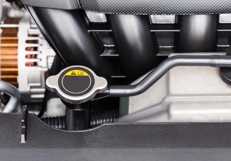 Aluminum 3003 car radiator