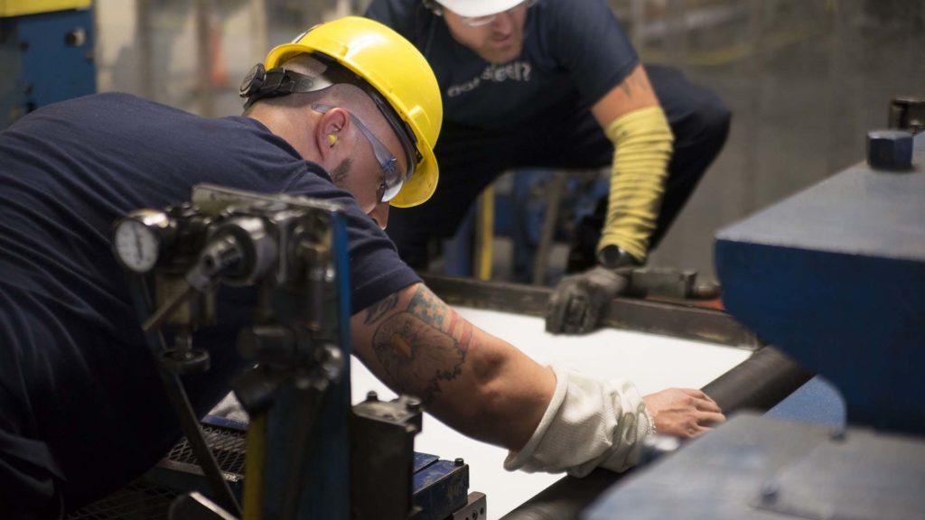 Steel Fabrication 1 Greenville