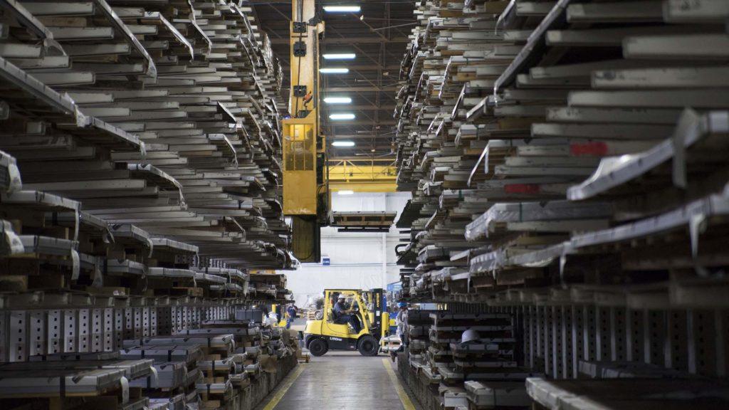 Steel Fabrication 2 Greenville