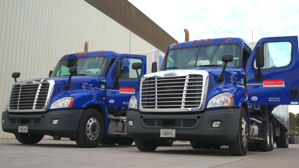 Truck Driver James Crist