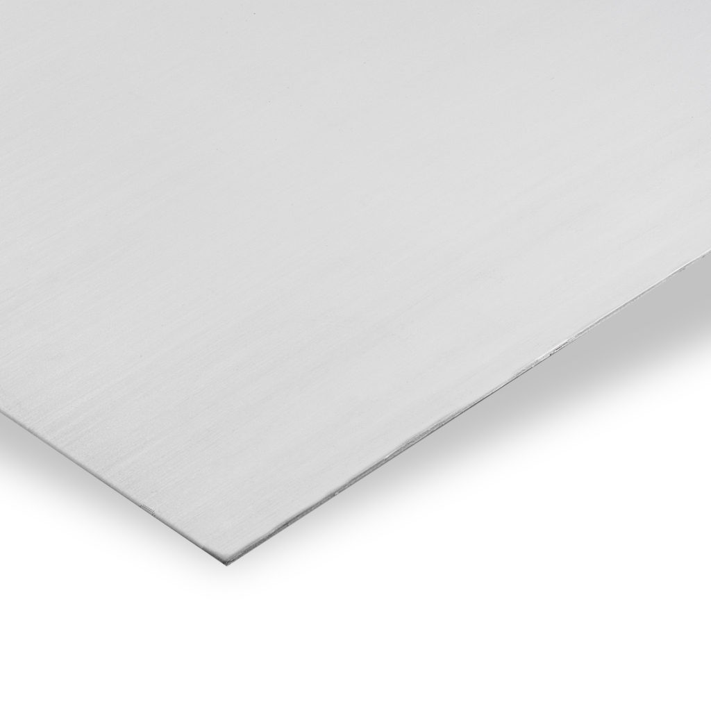 weight of a stainless steel plate