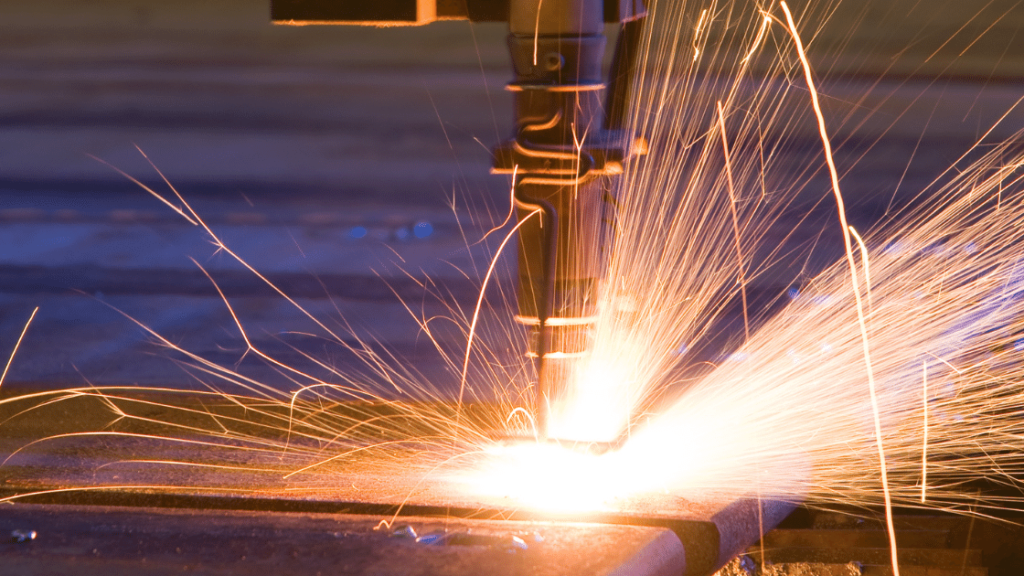 what is plasma cutting?