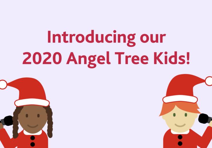 Angel Tree Kids Graphic