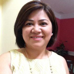 Headshot of Finance Director Marietta Alay-Ay
