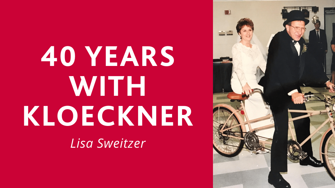 40 Years: Lisa Sweitzer